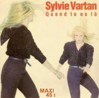 Cover Sylvie Vartan - Quand tu es là [1990]